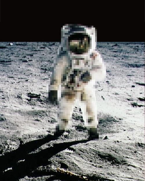 Hat die Mondlandung je statt gefunden?