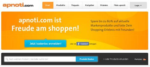 Shoppen im Internet mit Ratgeber Community