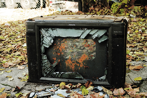Auf zu neuen Ufern: HDTV Fernseher sind groß im Kommen