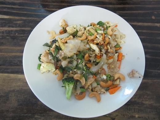 Asiafood gibt es auch vom Lieferdienst