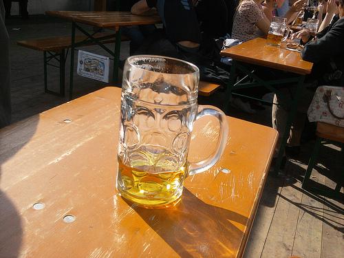 Das flüssige gold der Münchner Brauereien