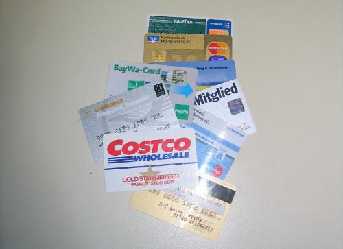 Kreditkarte und Co, bequeme Art zu zahlen