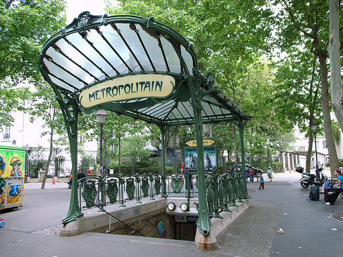 Jugendstil in Paris