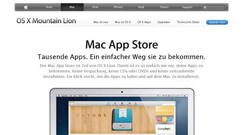 Neue Apps für den Mac