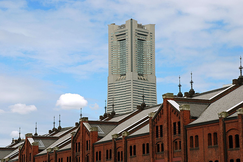 Landmark Tower in Yokohama