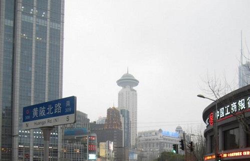 Eine Reise nach Shanghai