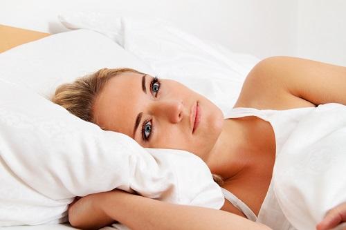 Schlafstörungen wegen seelischen Belastungen