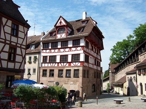 Albrecht-Dürer-Haus, Nürnberg