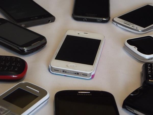 iPhone - Smartphone von Apple