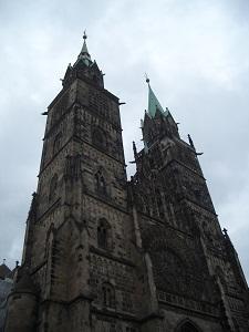 Dom in Nürnberg