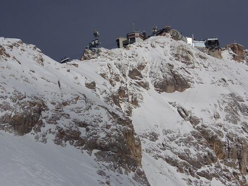 Zugspitze - Deutschlands höchter Berg