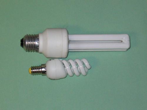 Kompaktleuchtstofflampen für Edison Sockel