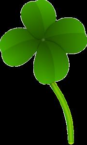 Glück-Kleeblatt