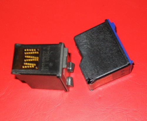 Druckerpatronen mit elektronischer Steuerung