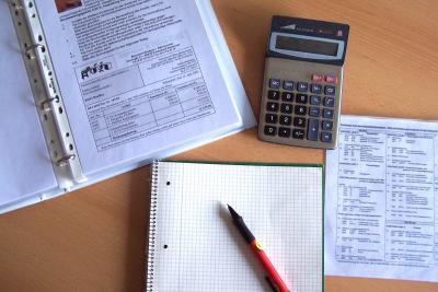 Die Bürokratie ist auch beim Kleinunternehmer ein wichtiges Thema