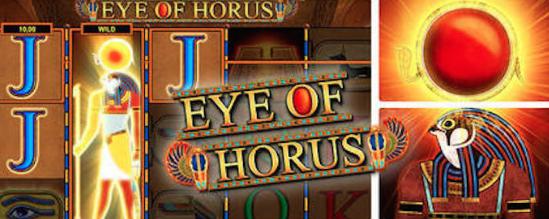 Eye of Horus: Tricks für das Spiel mit dem Glück