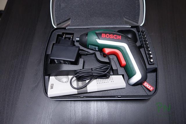 Bosch Akkuschrauber im Aufbewahrungskoffer