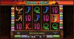 Das Spiel Book Of Ra ist eines der beliebtesten Novoline Automatenspiele