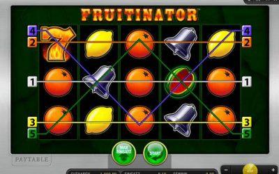 Fruitinator online spielen: Auch im Browser ist mit Merkur gut Kirschen essen