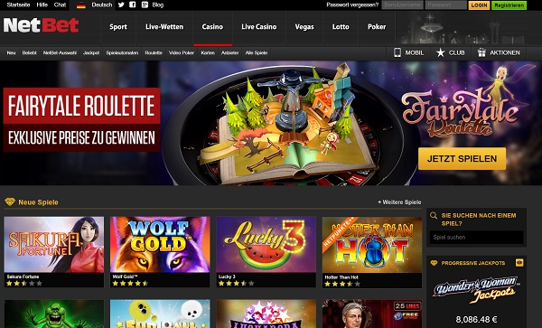 Screenshot von https://casino.netbet.de/ am 2.5.17