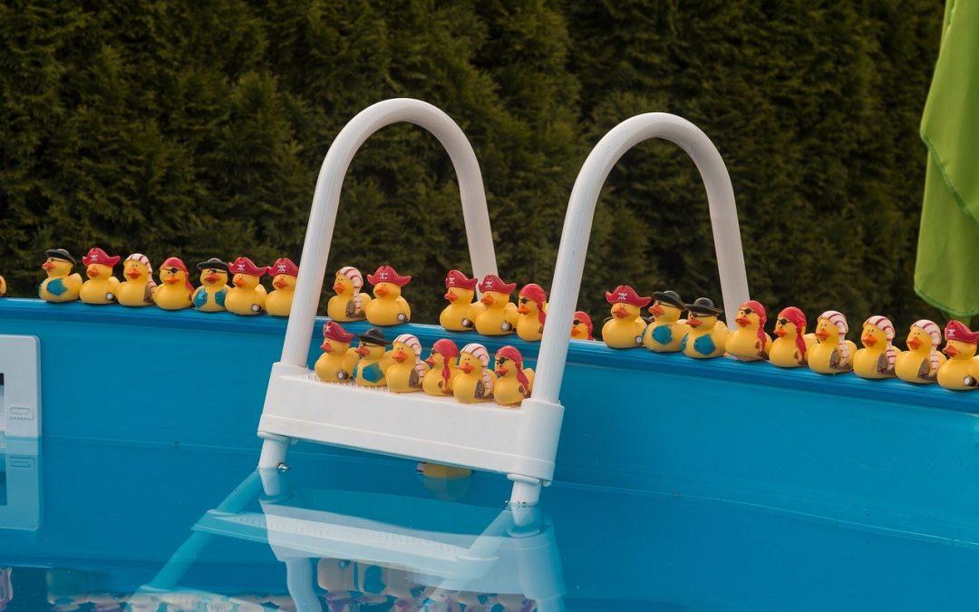 Schwimmbecken für Kleinkinder: Worauf sollte geachtet werden?